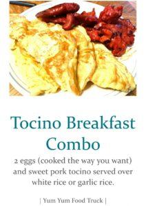 tocino-breakfast-combo
