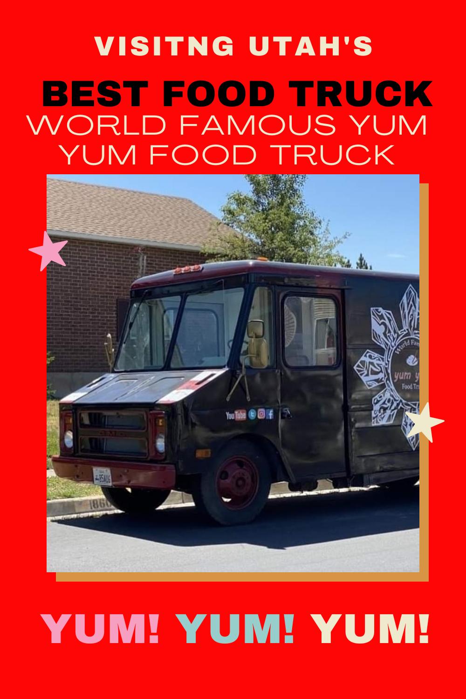 Visiting Utahs Best Food Truck